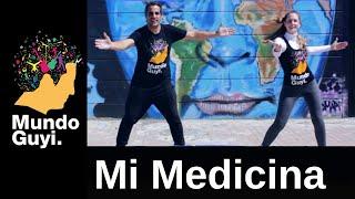 mi medicina cnco coreofitness mundo guyi