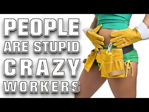 Crazy People At Work | Best Funny Work Fails Compilation 2017 | People Are Stupid