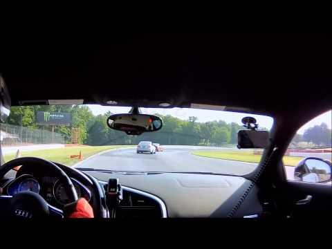 Mid-Ohio Sports Car Course Don's Audi R8 June 2013