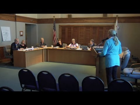 Santa Ynez Valley Union High School Board Meeting 6-25-19 PART 1 of 2