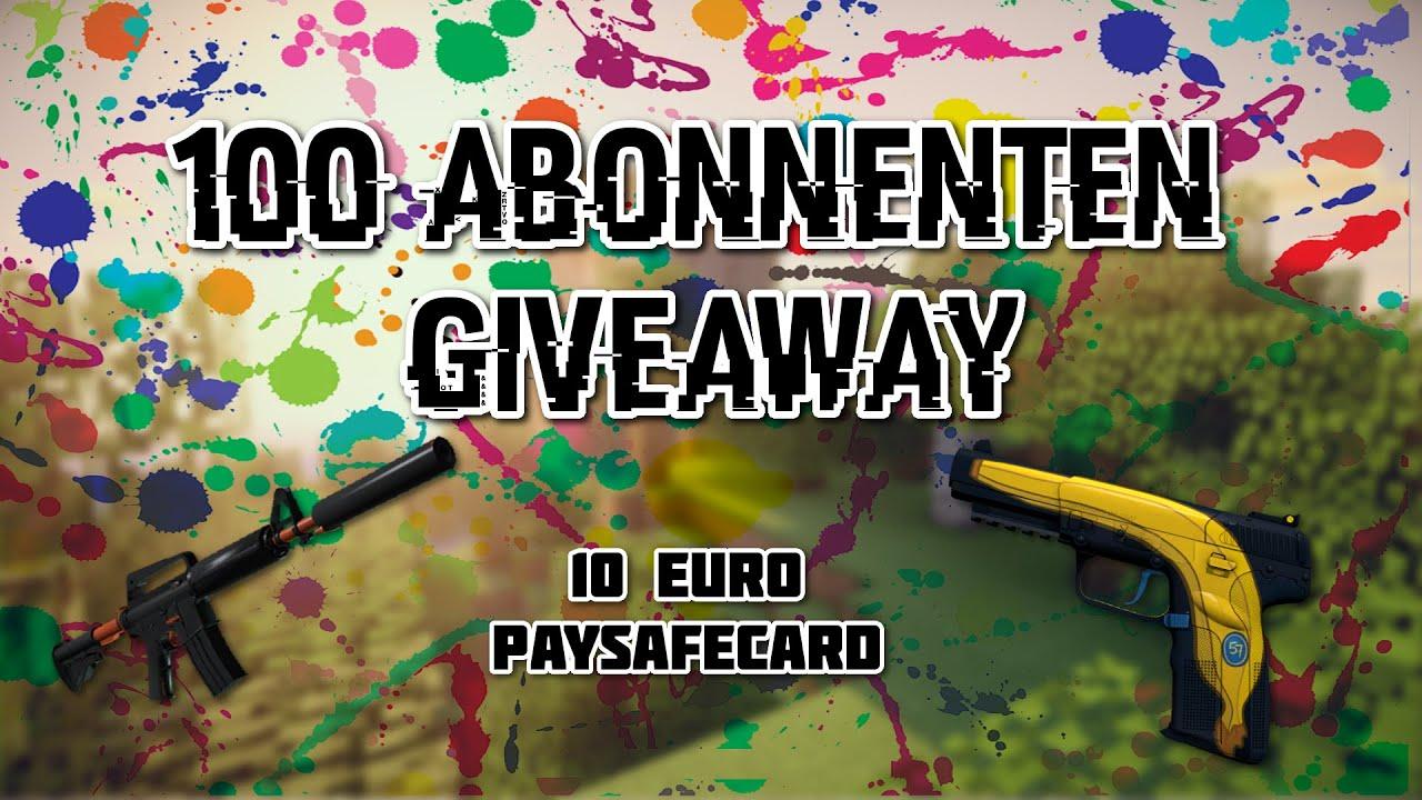 10 euro paysafe