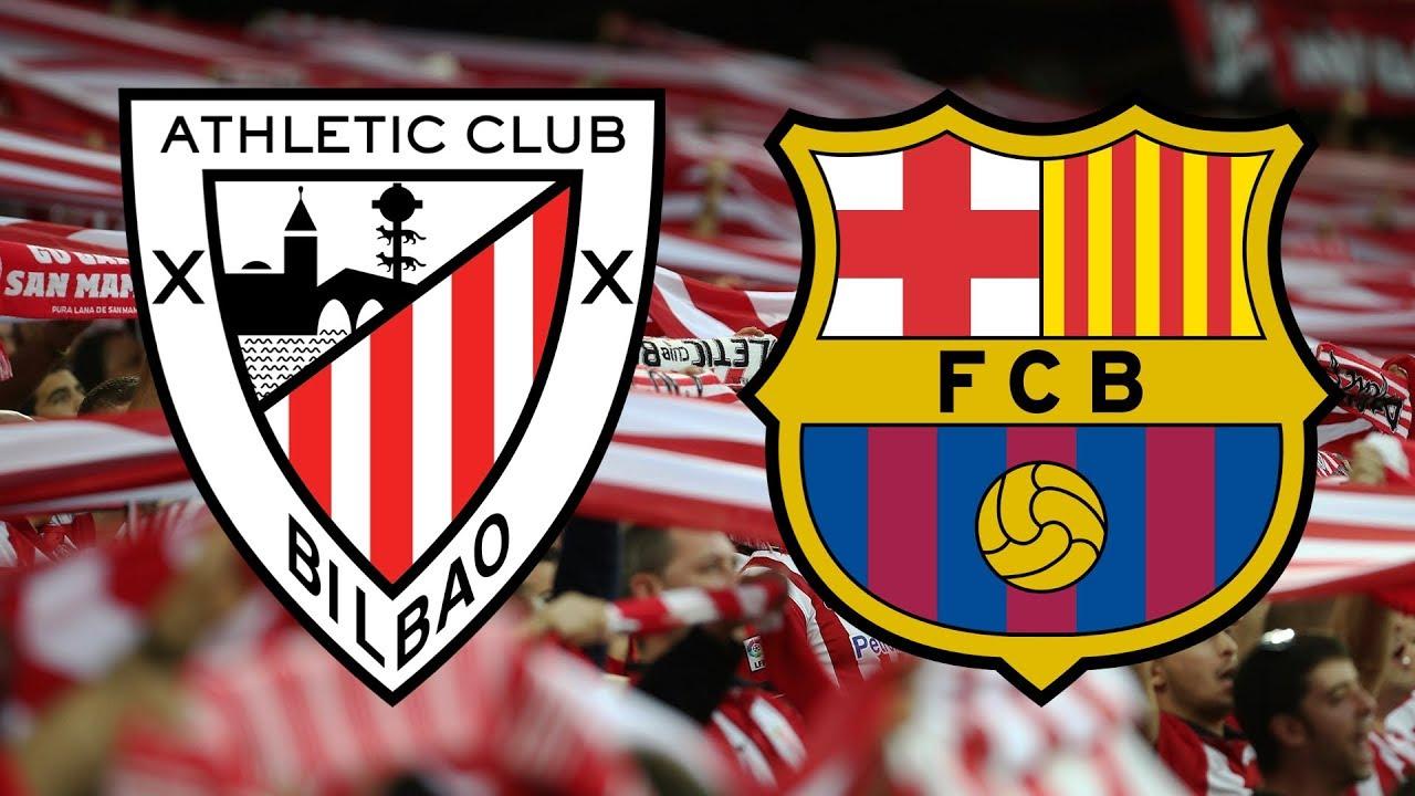 Athletic Club Vs Barcelona Copa Del Rey Quarter Final 2020 Match Preview Youtube