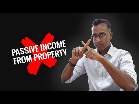 Want Passive Income From Property (In Australia)? Avoid These 2 Mistakes And Do This Instead
