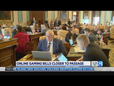 Online Gaming Bills Closer To Passage