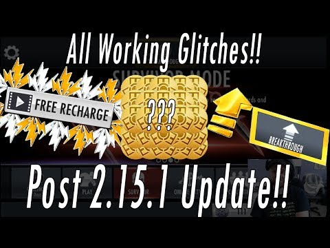 Update 2.15.1 - All Working Glitches & Free Power Credits Update - Injustice Gods Among Us