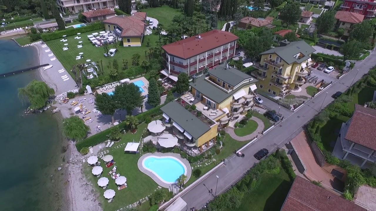 Hotel La Rondine Sirmione Youtube