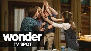 """Wonder (2017 Movie) Official TV Spot - """"Looking Sharp"""" – Julia Roberts, Owen Wilson"""