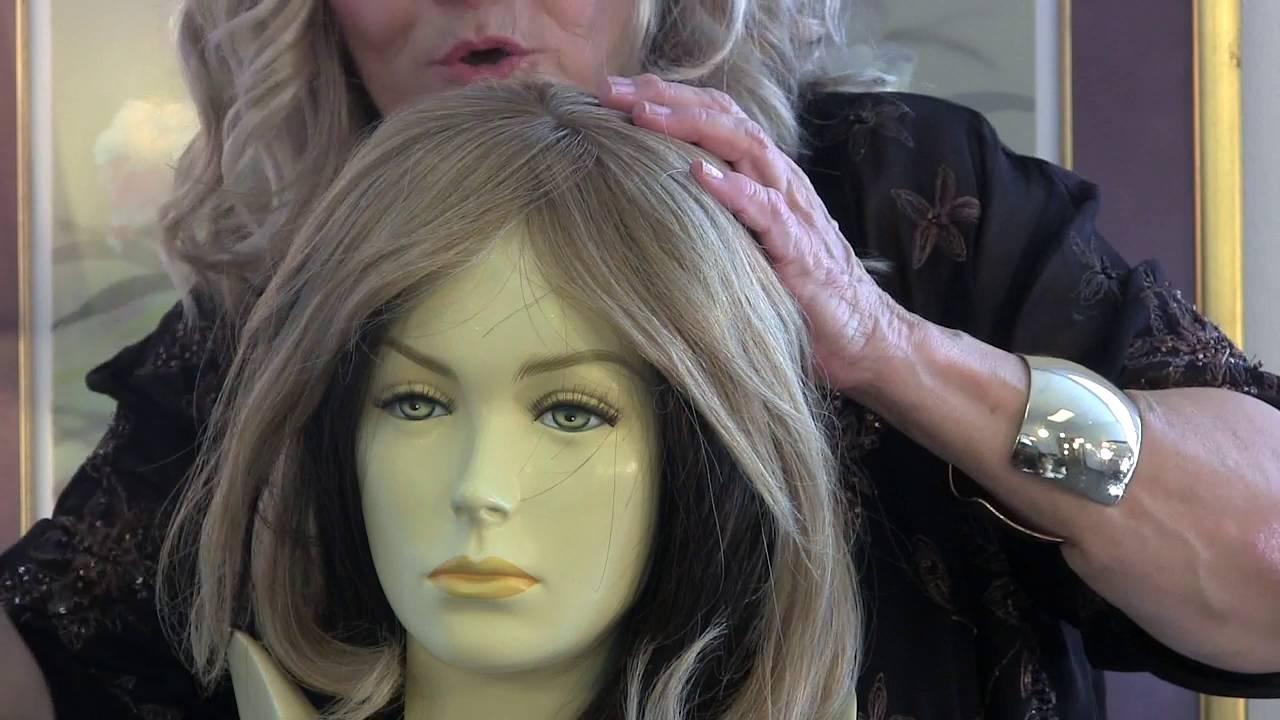 Easifringe Topper By Jon Renau By Wigs By Pattis Pearls