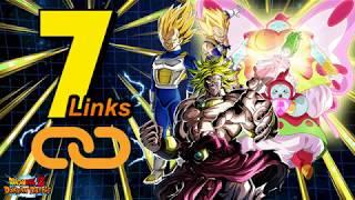 VERY RARE! 7 Link Partners | Dragon Ball Z Dokkan Battle