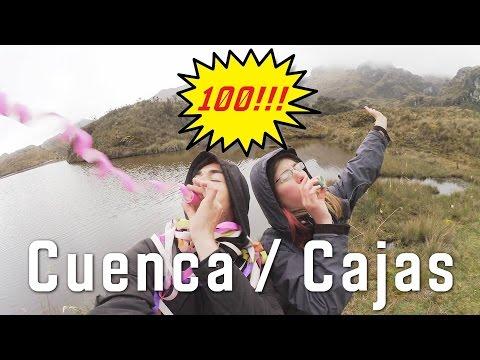 E I N H U N D E R T ! ! !  | Weltreise Vlog #100 Cuenca/Cajas, Ecuador