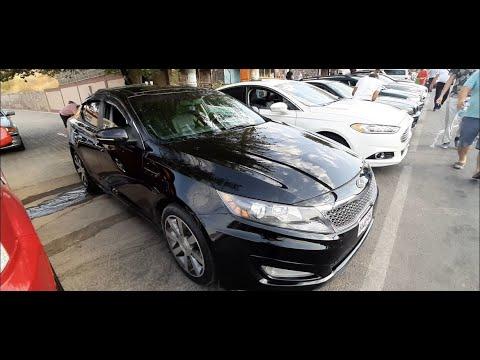 Обзор Цен на бюджетные авто   в авторынке  Еревана 21-23июня 2019 г.