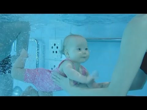 vauvauinti espoo