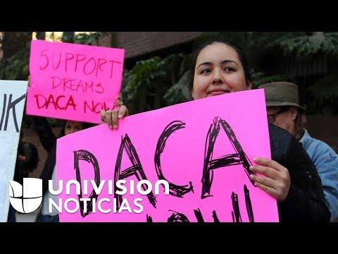Corte de Apelaciones falla a favor de DACA