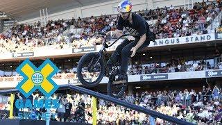 Download Video Garrett Reynolds wins BMX Street bronze   X Games Sydney 2018 MP3 3GP MP4