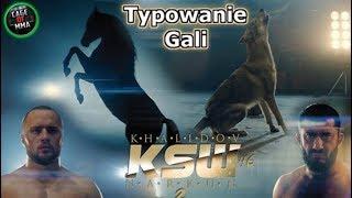 KSW 46 - Typowanie Gali