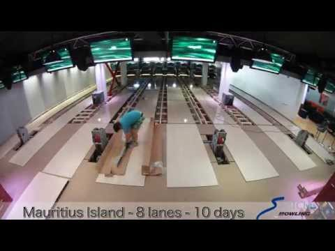 Installation Bowling Stop
