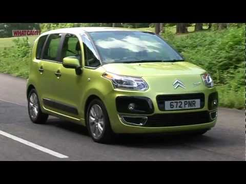 citroen c3 picasso review what car youtube. Black Bedroom Furniture Sets. Home Design Ideas