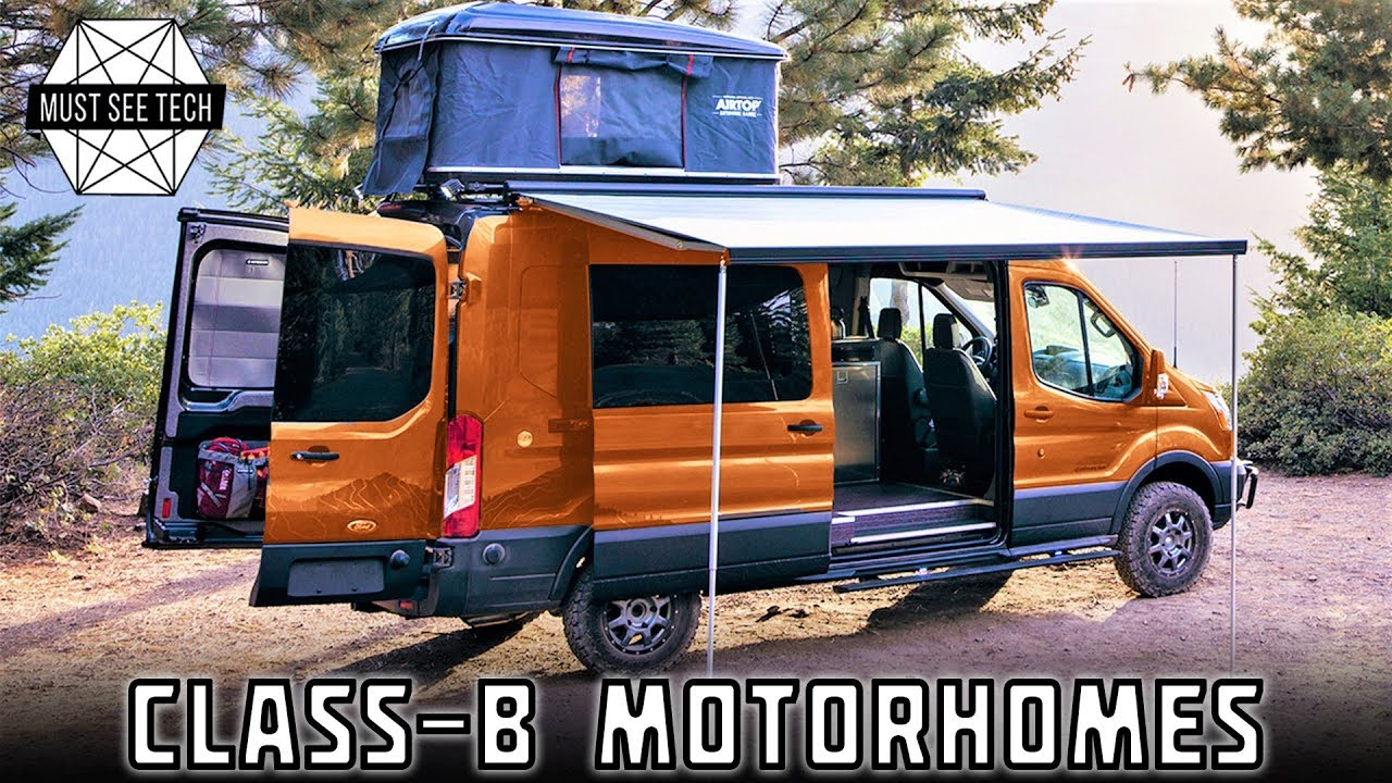 Top 10 Class B Motorhomes You Can Buy In 2020 Best Models And