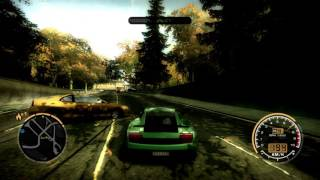 NFS MW MW-Online: Great free-roaming session!