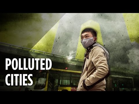 What Are The World's Most Polluted Cities?