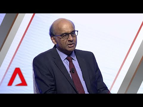 DPM Tharman Shanmugaratnam on social mobility and inequality in Singapore