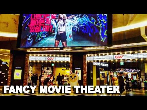 FANCY 4D MOVIE CINEMAin KOREA - SEOUL, Life in KOREA, Vlog Ep 33