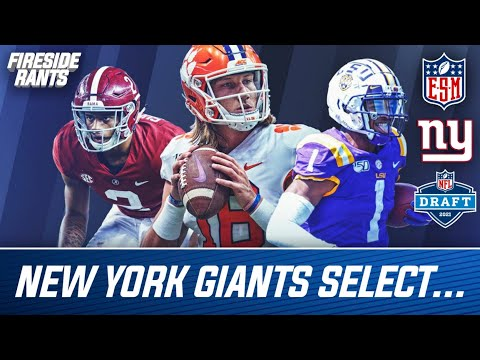 Should The New York Giants Draft a Pass Rusher Or Wide Receiver With The 11th Pick?