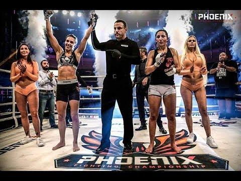 Antonina Shevchenko VS Anissa Haddaoui - Full Fight MMA -Phoenix 3 London