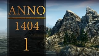 'The Tale of Arkasdam Begins!' :: Anno 1404 - Episode 1