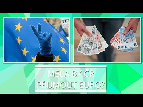 Měla by Česká republika přijmout Euro?  Liberál na druhou