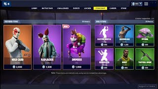 *NEW*Empress Pet & Flapjackie Skin (Back)! Fortnite Item Shop March 15, 2019