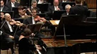 Brahms: Piano concerto No.2 II.Allegro appassionato, Elisabeth Leonskaja, PART I.