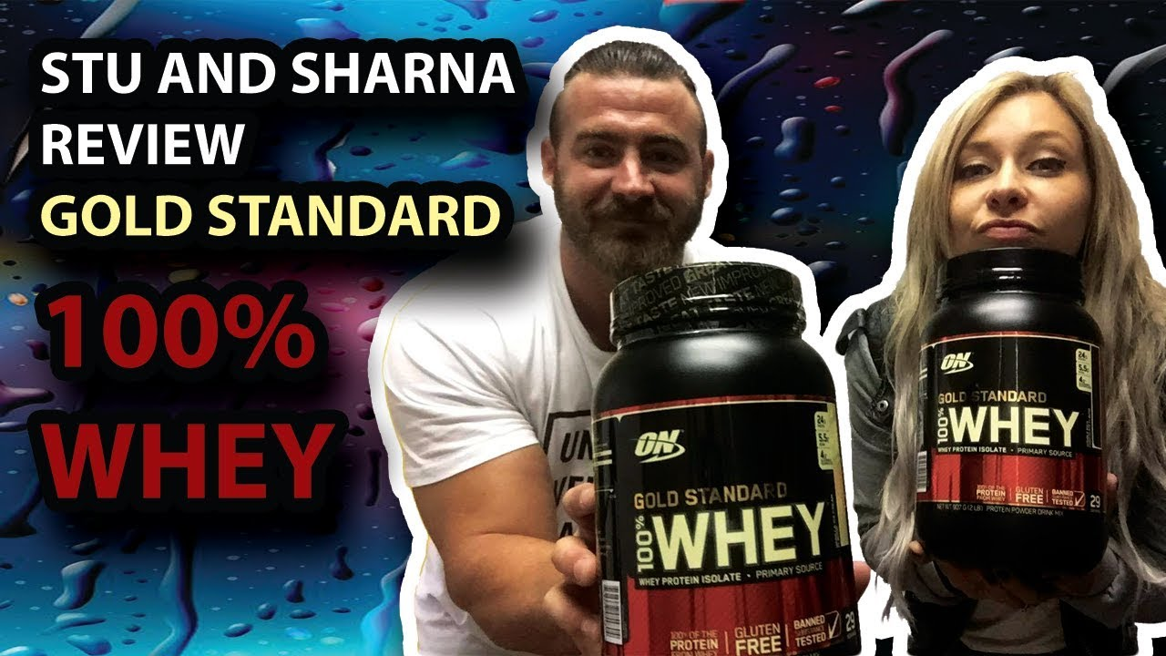 5264f125e Universal Supplements Review Gold Standard 100% Whey - Optimum Nutrition