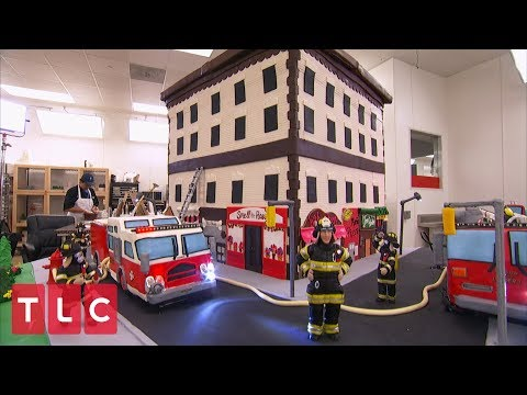 Firefighter joe mccloskey
