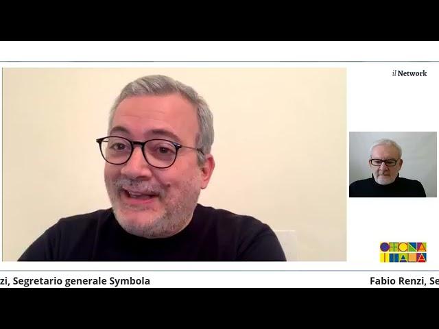 Il Network di Officina Italia_Fabio Renzi dialoga con Oscar Buonamano