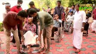 Disabled persons visits Malampuzha