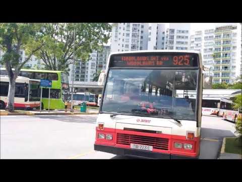 Cisco Security guard harasses teenage bus enthusiast at Choa Chu Kang int