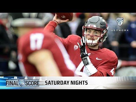 Highlights: Luke Falk, late interception seal Washington State