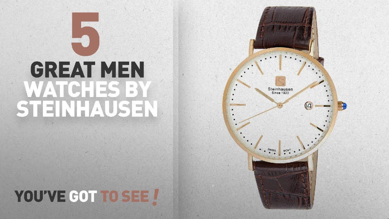 84ce90866 Top 10 Steinhausen Men Watches   Winter 2018    Steinhausen Men s S0522  Classic Burgdorf Swiss
