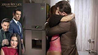 Gustavo le es infiel a Isabel | Por amar sin ley - Televisa