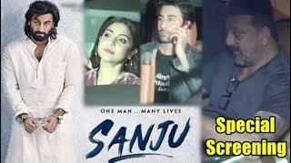 Sanju Movie | Special Screening | Sanjay Dutt, Ranbir Kapoor, Anushka Sharma
