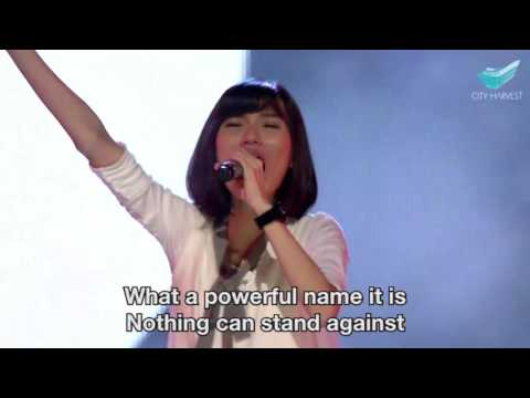 What A Wonderful Name (Hillsong) @ City Harvest Church