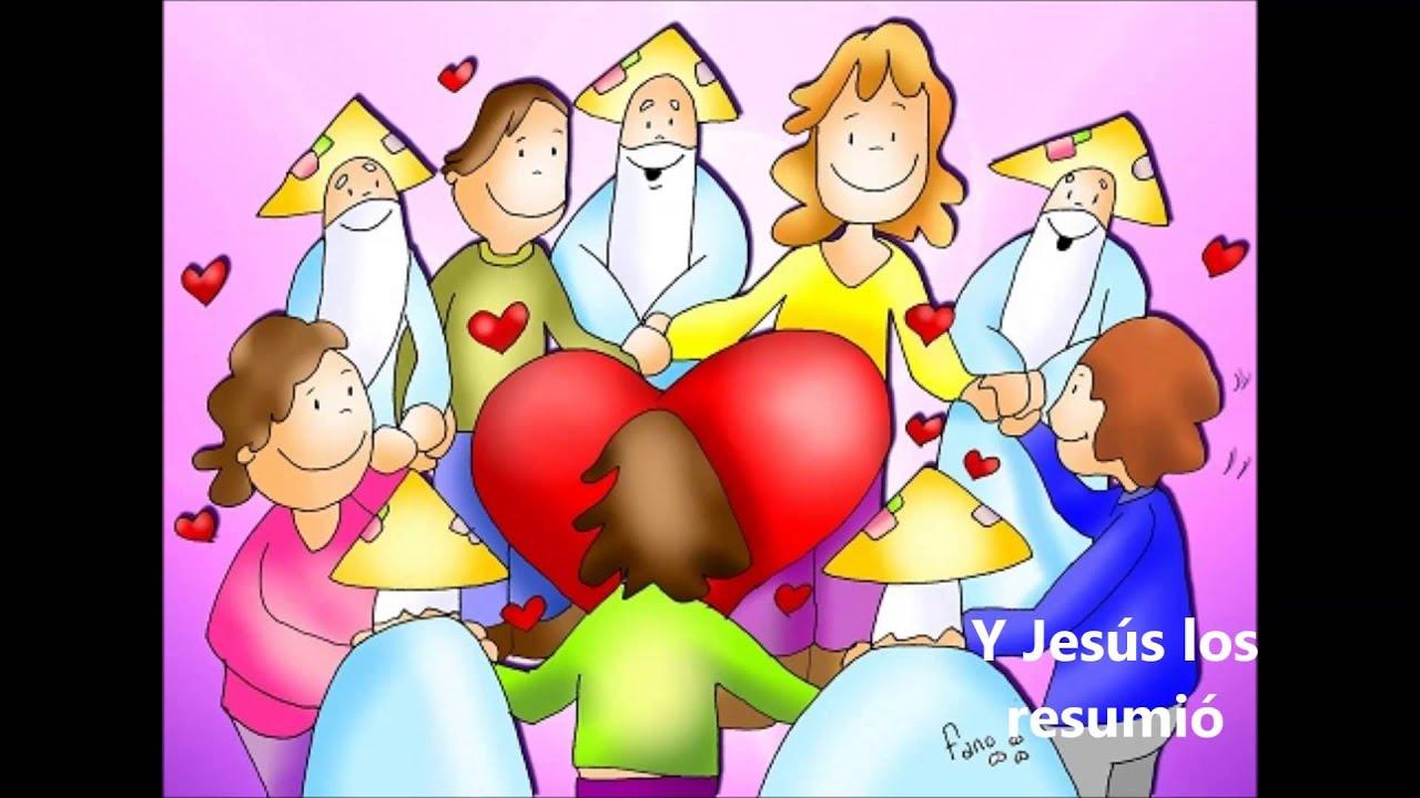 Resultado de imagen para mandamiento del amor