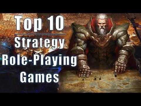 Top 10 SRPGs