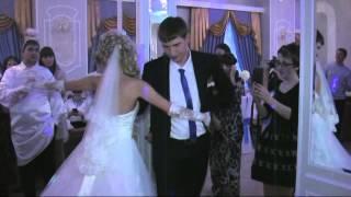 Свадебный танец Димы и Даши.