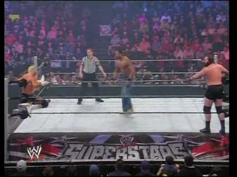 WWE Superstars 12 17 09 Pt 1 Of 5 (HQ)