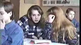 Old school video -  phisics
