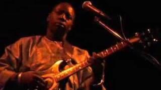 """""""Ai du"""" live by Vieux Farka Toure @ Joe's Pub"""