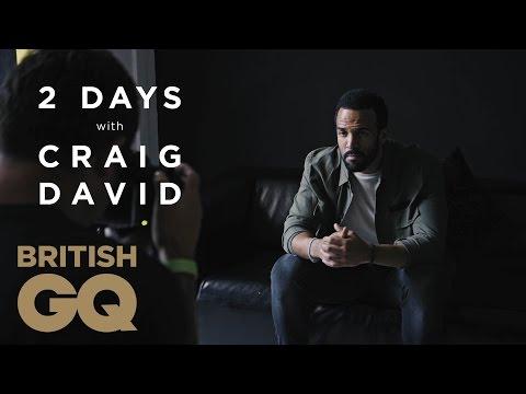 2 Days with Craig David I British GQ