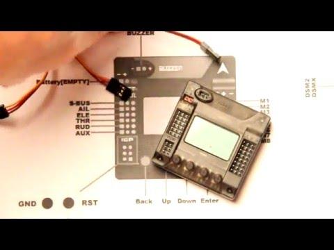 Kk2 receiver hookup